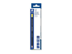 Staedtler 108 Lumocolor Permanent Yellow Pencils