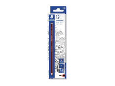 Staedtler Tradition 110 6B Lead Pencils
