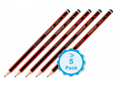Staedtler Tradition 110 B Lead Pencils