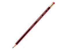 Staedtler Tradition 112 HB with Eraser Tip Lead Pencil