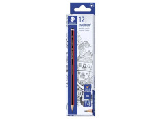 Staedtler Tradition Pencil HB 12 Pk