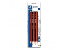 Staedtler Tradition Pencil 2B 5 Pack