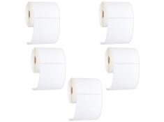 StarTrack Type 102mm x 152mm White Thermal Address Label Roll 5 Pack Carton Bulk Buy