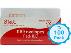 Stat 11B Secret Peel/Seal 100 Pack