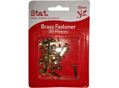 Stat 30 Pack Brass 3/4 Inch