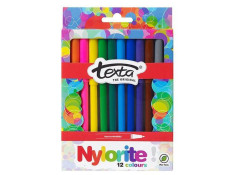 Texta Nylorite Assorted Coloured Markers