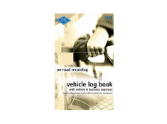 Zions Pocket Vehicle Expense Deluxe 64 Page