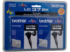 Brother LC-37BK2PK