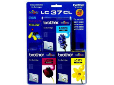 Brother LC-37CL3PK