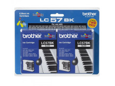 Brother LC-57BK2PK