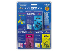 Brother LC-57CL3PK