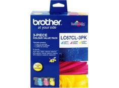 Brother LC-67CL3PK
