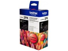 Brother LC-73BK2PK