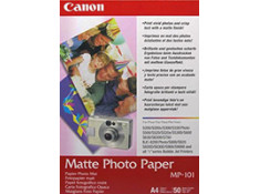 Canon Matte Photo Paper 4x6