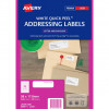 Avery L7156 Laser Labels 58 x 17.8 mm 100Pk