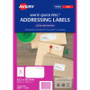 Avery L7160 Laser Labels 63.5 x 38.1 mm 100Pk