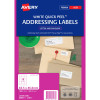 Avery L7161 Laser Labels 63.5 x 46.6 mm 100Pk