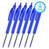 Bic Clic Retractable Ballpoint Pens 10 Pk