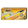 Bic Cristal Med Point Ballpoint Pens 12 Pk