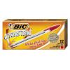 Bic Cristal Medium Ballpoint Pens 12 Pk