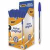Bic Cristal Xtra Life Medium Pens 50 Pack