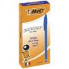 Bic Economy Ballpoint Medium Pens 12 Pack