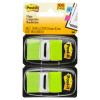 Post-It 3M Post-it Flags 100 Sheet Twin Pack