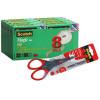 Scotch 3M Magic 810 Tape 8 Pack with Scissors