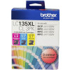 Brother LC-135XLCL3PK