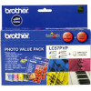 Brother LC-57PVP 4 Photo Colour + Paper